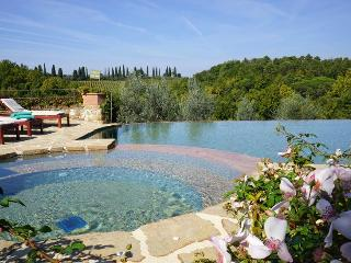 Villa Alba, San Gimignano