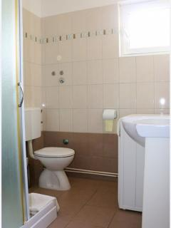 A1(6+1): bathroom with toilet