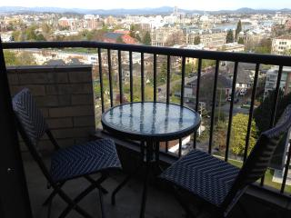 Beautiful views, comfortable condo, Victoria
