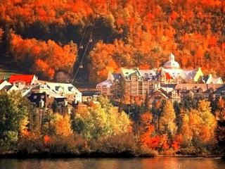 Ski-in/out Condo, WiFi, Cable, Balcony, Mont Tremblant