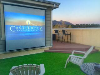 Movies on the roof! Netflix, fx, fox, espn and more!