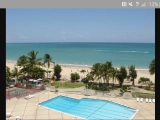 Isla Verde Beach apartment w/ Olympic Pool