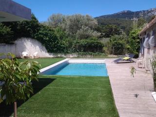 Agréable maison avec piscine, Toulon