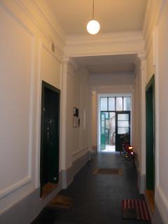 Building - entrance hall