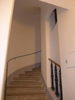 Building - stair case