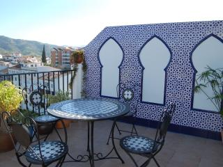Penthouse with Air Con, Wifi and panoramic views, Alora
