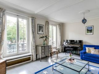 Well-located apartment with WiFi, París