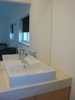 ensuite for Twin bedroom