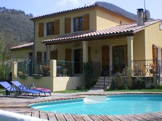 4 Bedroom Villa with Private Pool, Quillan