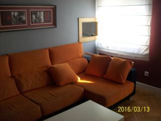 piso en el centro (para 3 personas)  ,, acogedor, muy tranquilo y luminoso.