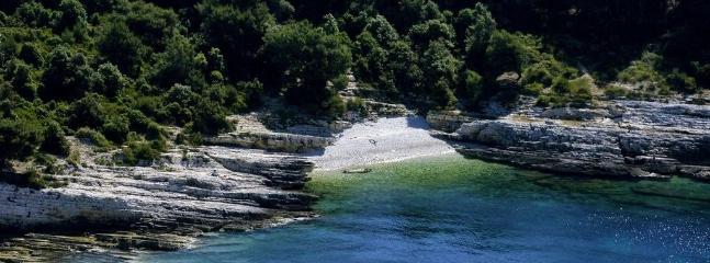 Kamenjak Park of Nature - Pinižule beach.