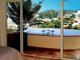 CASA VISTA DEL SOL - 2 king bedroom with pool., Puerto Vallarta