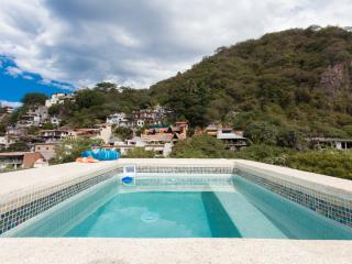THE RIVER HOUSE - Mexican Style home,pool,views, Puerto Vallarta