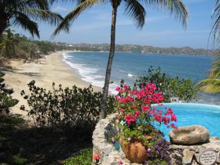 CASA KESTOS -  Beachfront Estate, pool, views, Sayulita