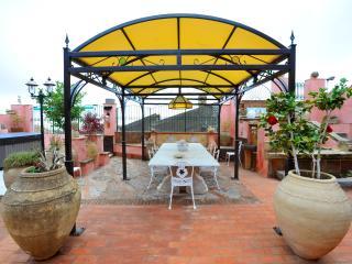 ampie suites in villa antica con giardino, Trecastagni