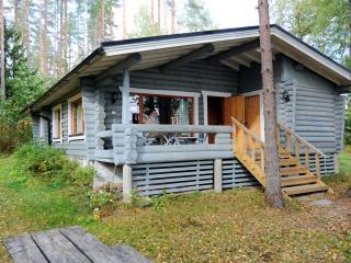 Cabin Vasikkahaka, Loma-Vakkara Holiday Cabins