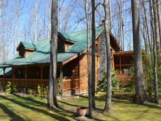 Beautiful cabin with over the top amenities, Cosby