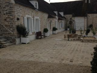 La Ferme des Ruelles ( La Tour ), Moigny-sur-Ecole