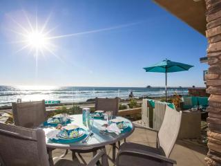 FALL SALE! Beachfront bliss