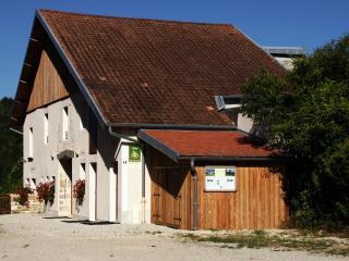 Gîte au château Othon, Ornans