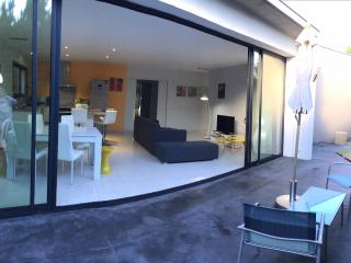 jolie villa contemporaine de 2015-5 minutes plage, Canet-Plage
