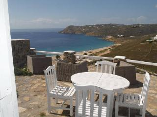 Amazing Myconian Villa2-Elia Beach
