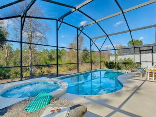 Totally Private Pool Overlooking Natural Woodland, Kissimmee