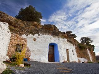 CasaCueva  Balcones de Piedad,Bácor-Guadix Granada.Cueva Granado