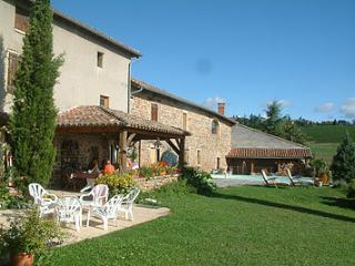 Ancienne ferme beaujolaise, Pontcharra-sur-Turdine