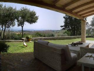 Xenonerantzia ,Country style Villa ,Unique View, Gouvia