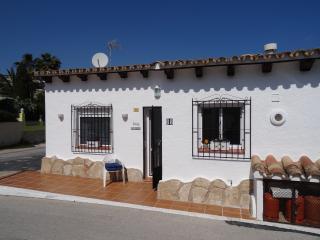 La Cabaña - nice Fina in Teulada