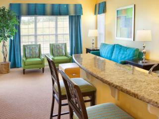 2 bedroom suite Parkside Williamsburg Resort