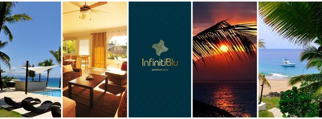 Infiniti Blu Premium Club membership included which entails numerous services and advantages.