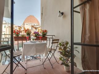 Medici Balcony, Florencia