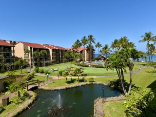 Papakea G301 Ocean Views!! Beautiful Grounds!, Honokowai