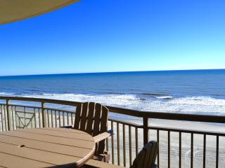 Mar Vista Grande, 3 BR 3/BA OCEANFRONT Stunning!!, North Myrtle Beach