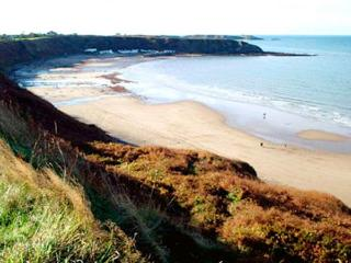 DOLFOR, family friendly, character holiday cottage, with a garden in Nefyn, Ref 936228