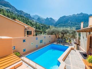 RACÓ DE TUENT  - Property for 6 people in Cala Tuent, La Calobra