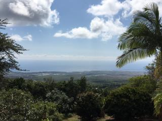 Coastline View at Cool Elevation, Kailua-Kona