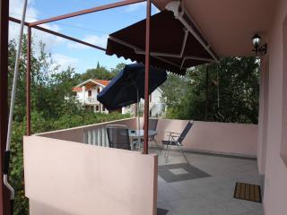 Apartments Porto Lastva - Studio with Balcony and Sea View - 1