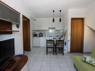 Apartments Vesna - One Bedroom Apartment with Garden and Terrace (Antea), Postira