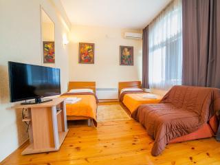 Apartments Simic - One Beadroom Apartment with Sea View 2, Buljarica