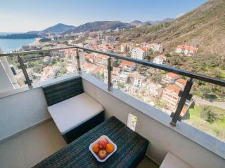 Apartments Bel&Rus View - Two-Bedroom Apartment with Partial Sea View 6, Rafailovici