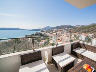 Apartments Bel&Rus View - Two-Bedroom Apartment with Sea View 19, Rafailovici