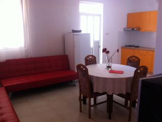 Apartments Branka- Two Bedroom Orange Apartment with Terrace (A4+1), Murter