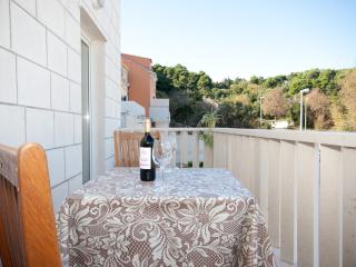 Apartments Briest - Two Bedroom Apartment with Balcony and City View, Dubrovnik