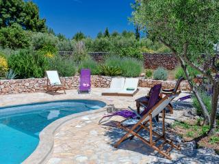 Villa Oxa Dreamland- Two Bedroom Villa with Swimming Pool and Garden View (V5+2), Stari Grad
