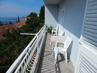 Apartments Lucija - Two Bedroom Apartment with Balcony and Sea View, Dubrovnik