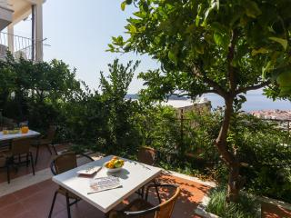 Apartments Isabora - Three-Bedroom Apartment with Terrace (Ground Floor)