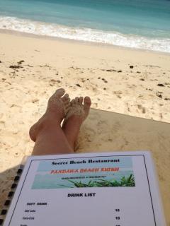 Pandawa Beach...beautiful clean water